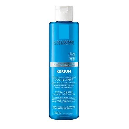 La Roche Kerium Extrémně jemný fyziol. šampon 200ml