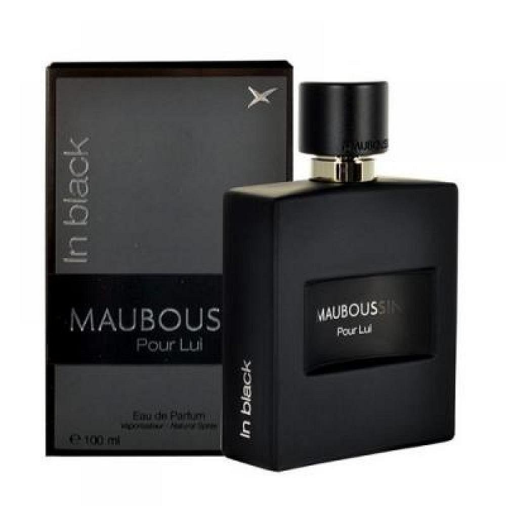MAUBOUSSIN Pour Lui in Black – Parfémovaná voda pro muže 100 ml