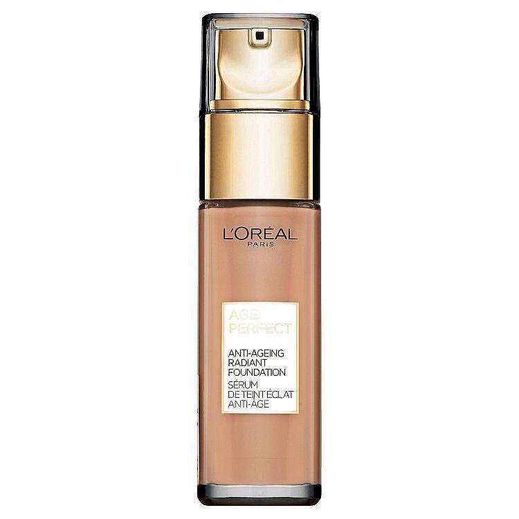 L'Oréal Paris Age Perfect 130 Golden Ivory omlazující a rozjasňující make-up 30 ml