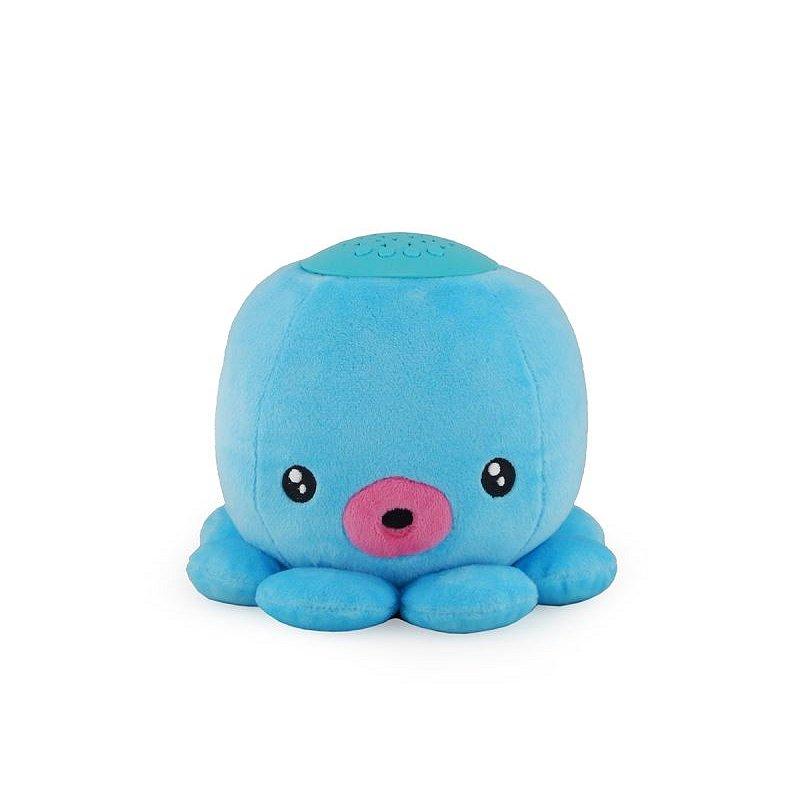 NIGHT PARTNERS lampička chobotnice modrá