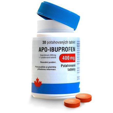 Apo-Ibuprofen 400 mg 30 tablet