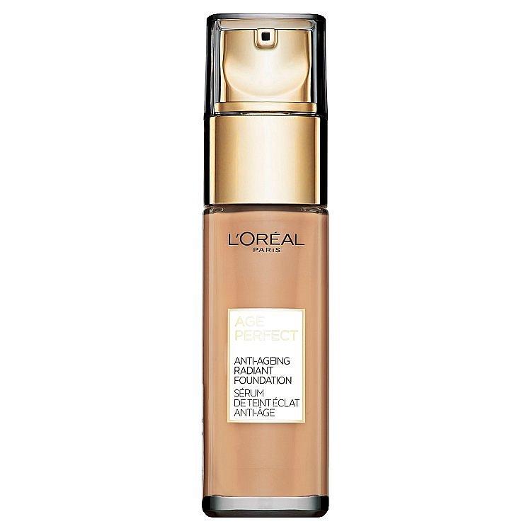 L'Oréal Paris Age Perfect 230 Golden Vanilla omlazující a rozjasňující make-up  30 ml