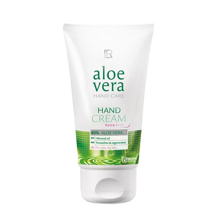 LR Aloe Vera Hand care Extra bohatý krém na ruce 75 ml
