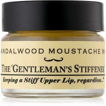 Captain Fawcett Moustache Wax vosk na knír Sandalwood 15 ml