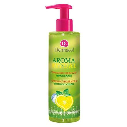 Dermacol Aroma Ritual tekuté mýdlo citron 250ml