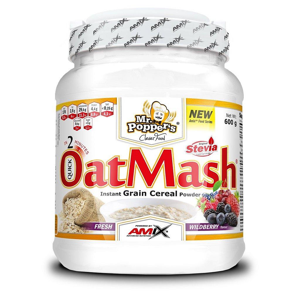 Amix Oat Mash 600g fresh wildberry