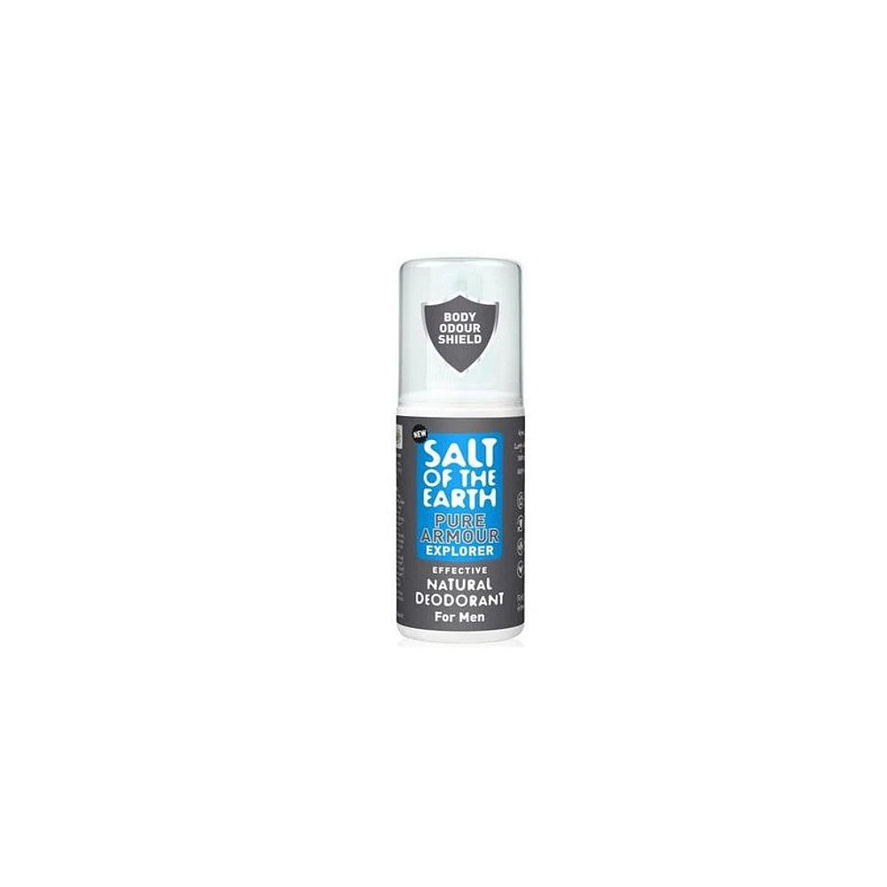SALT OF THE EARTH Deo roll-on pro muže Pure Armour Explorer 75 ml