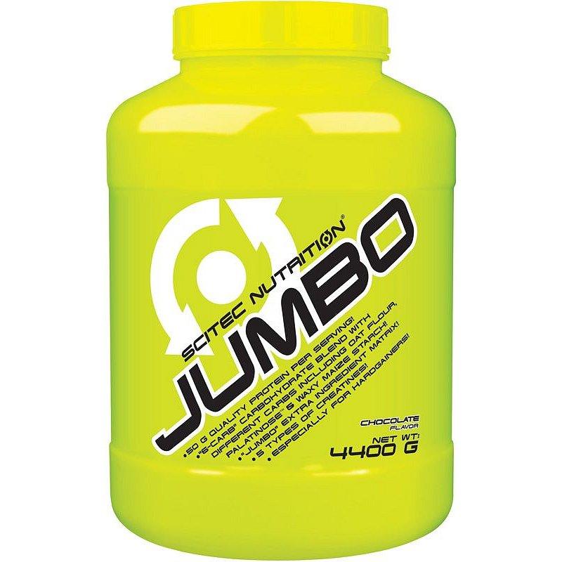 SciTec Nutrition Jumbo vanilka 4400g