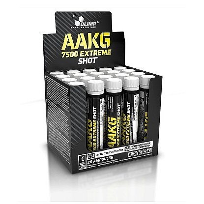 AAKG 7500 Extreme Shot Višeň 25 ml