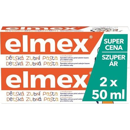 Elmex Kids 2x50ml