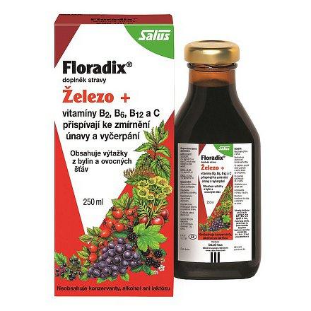 Floradix Železo+ 250 ml