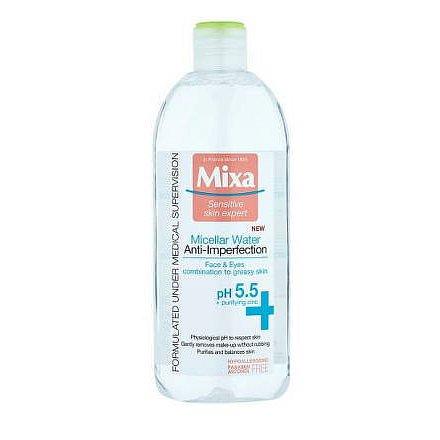 Mixa Zmatňující micelární voda s pH 5.5 400ml