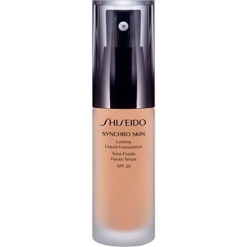 Shiseido Makeup Synchro Skin Lasting Liquid Foundation dlouhotrvající make-up SPF 20 odstín Neutral 2 30 ml