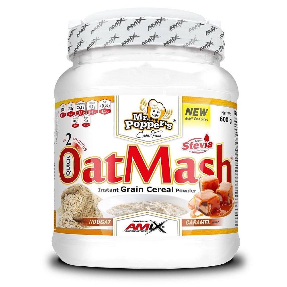 Amix Oat Mash 600g karamel-nugát