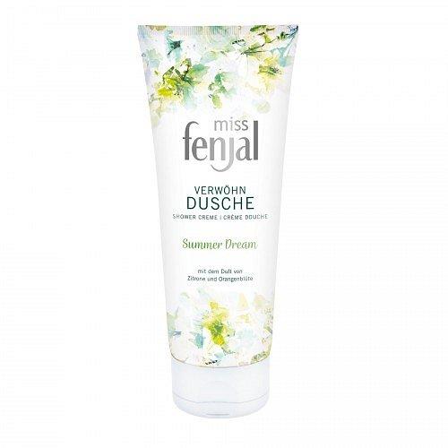 Fenjal MISS Summer Dream Shower Creme sprchový gel 200ml