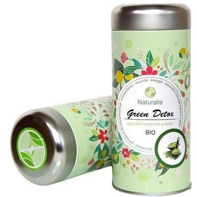 Naturalis BIO Green Detox 70g