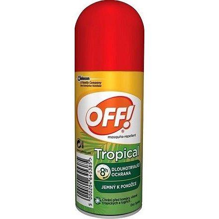 OFF! Tropical rychleschnoucí spray 100ml