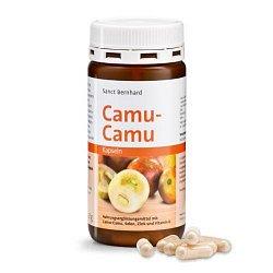 Sanct Bernhard Camu Camu 120 kapslí