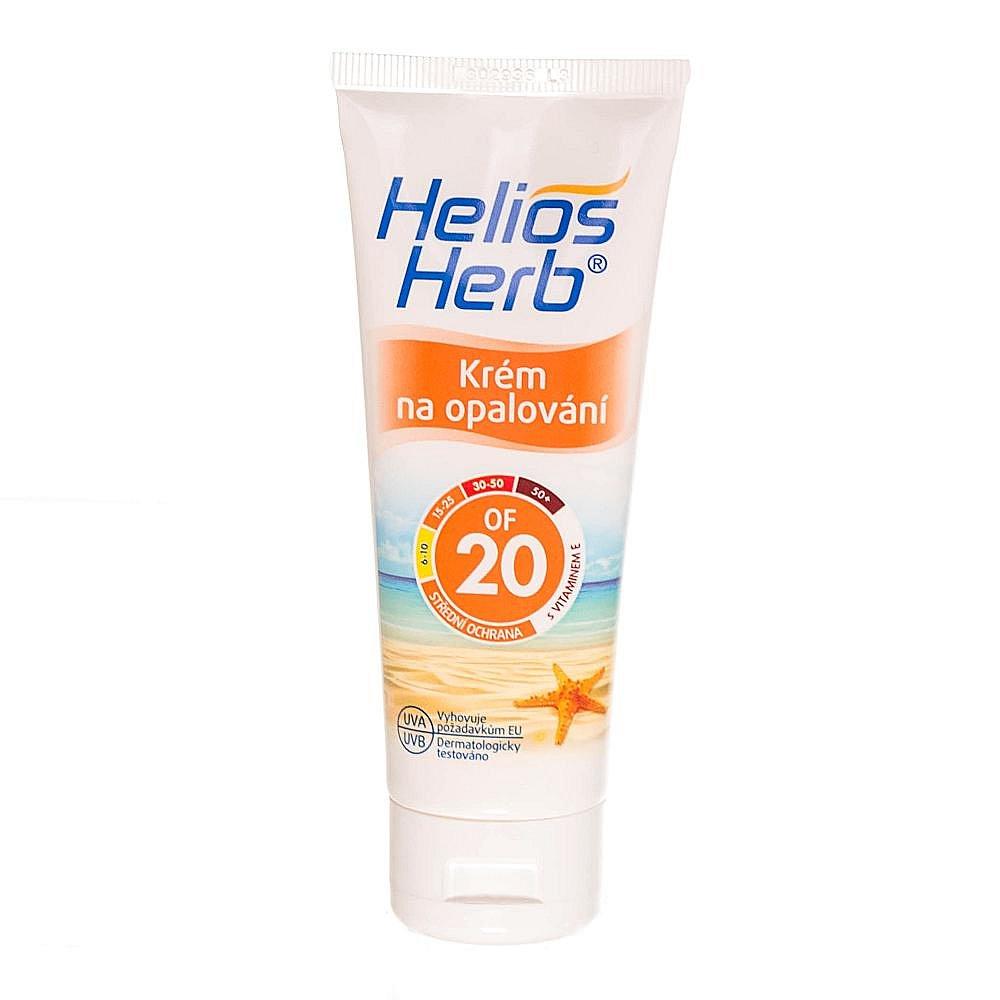 HELIOS HERB krém OF20,75 ml