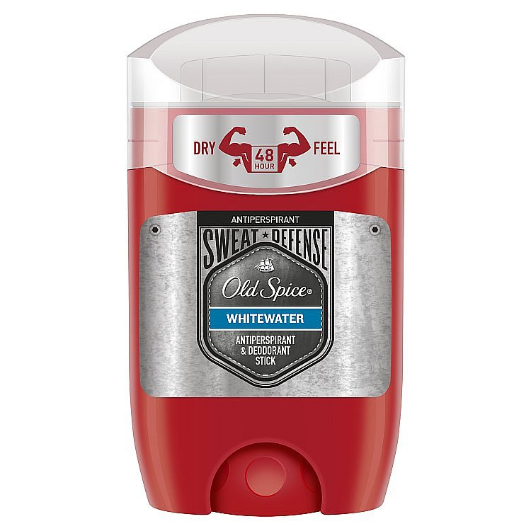 Old Spice antiperspirant tuhý White Water  50 ml