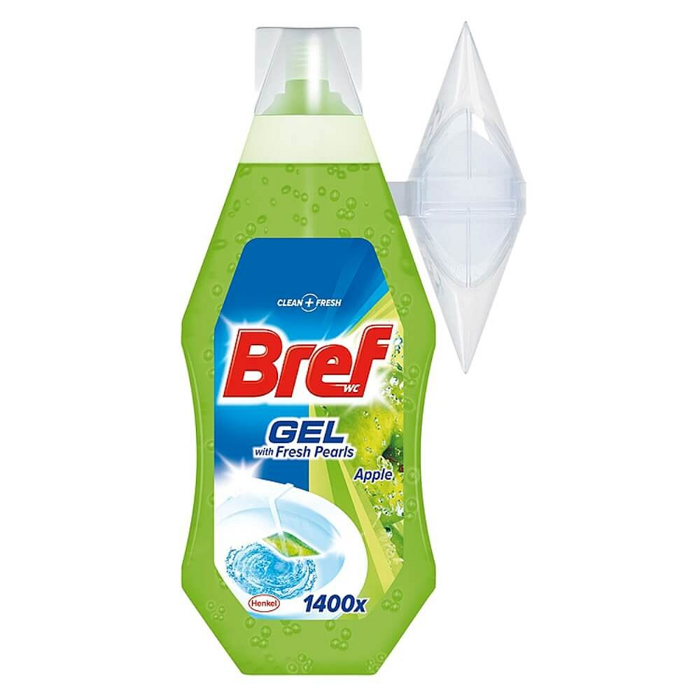 BREF WC gel 360ml/400ml Apple