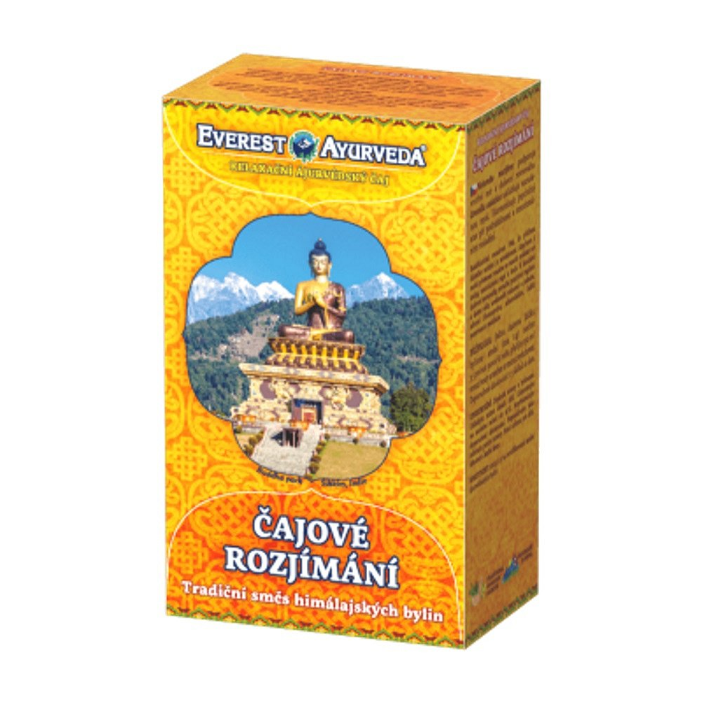 Everest Ayurveda Čajové rozjímání 100g