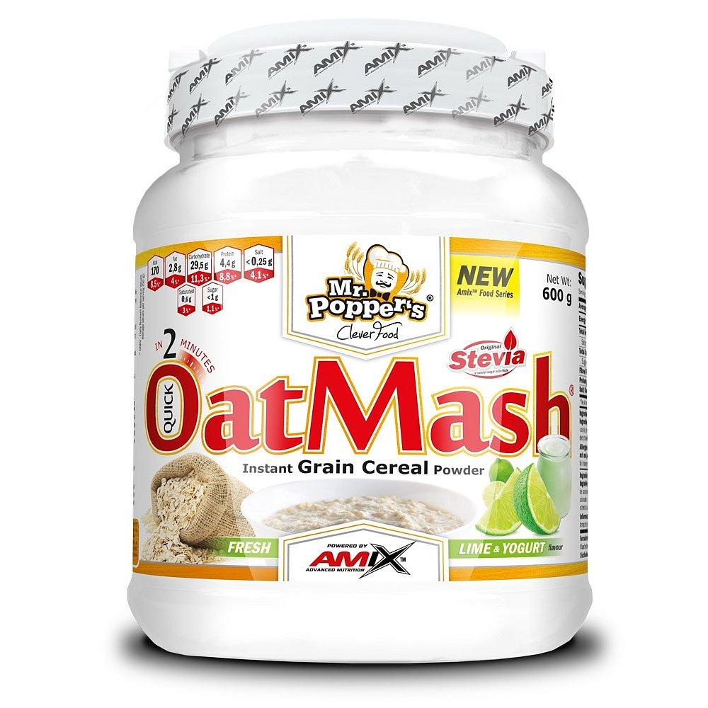 Amix Oat Mash 600g limetka-jogurt