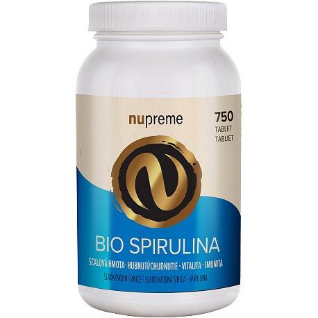 Nupreme BIO Spirulina 750 tablet
