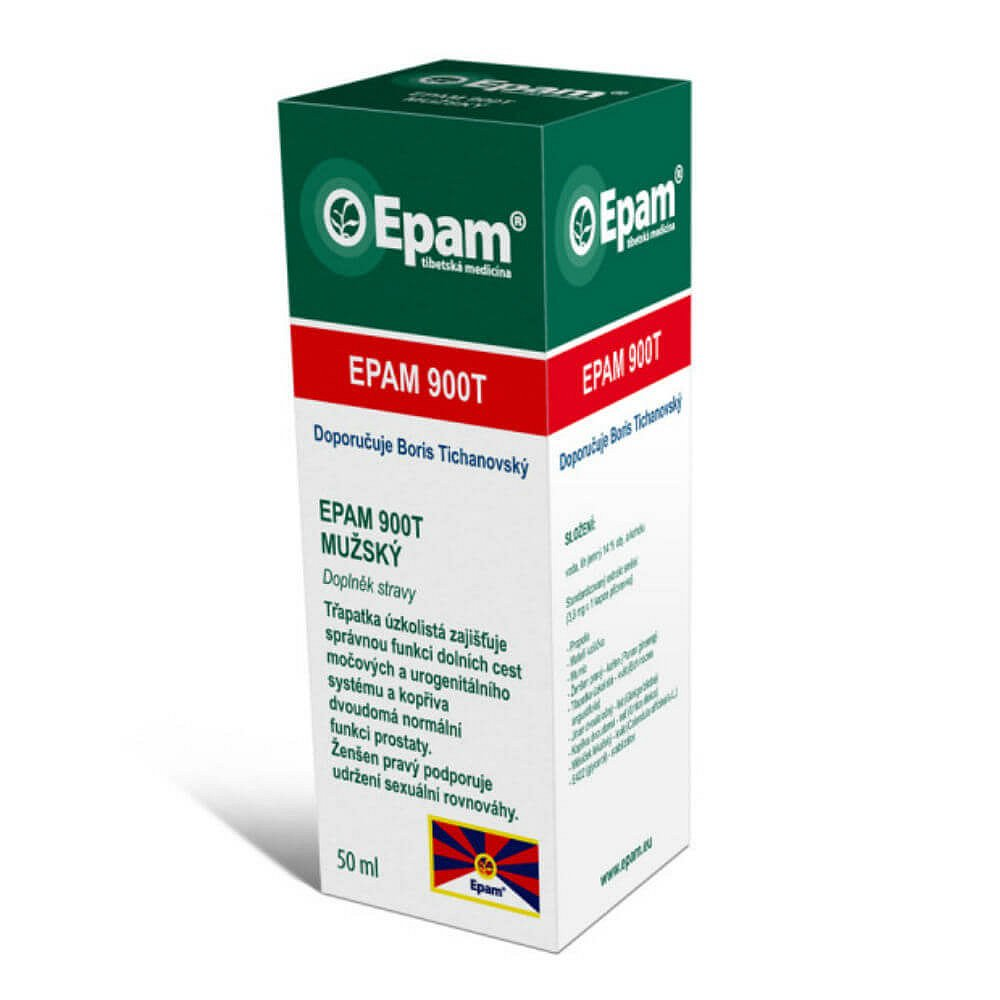 EPAM Mužský 900 T Biostimulátor 50 ml