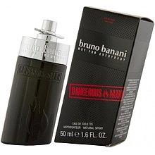 BRUNO BANANI Dangerous Man pánská toaletní voda 50 ml