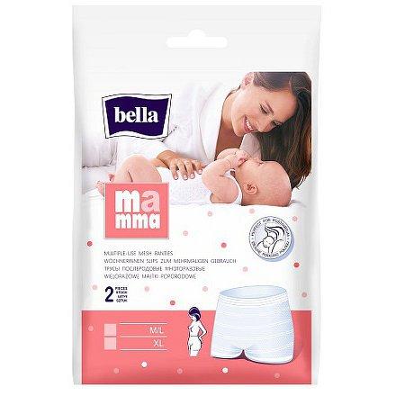 Bella Mamma síťované kalhotky M/L 2ks