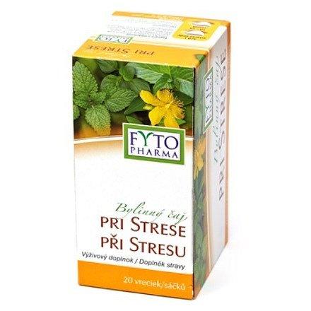 Čaj při stresu 20x1g Fytopharma