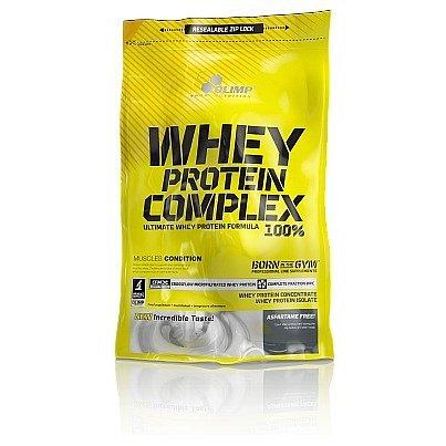 Whey Protein Complex 100% Jahoda 700 g