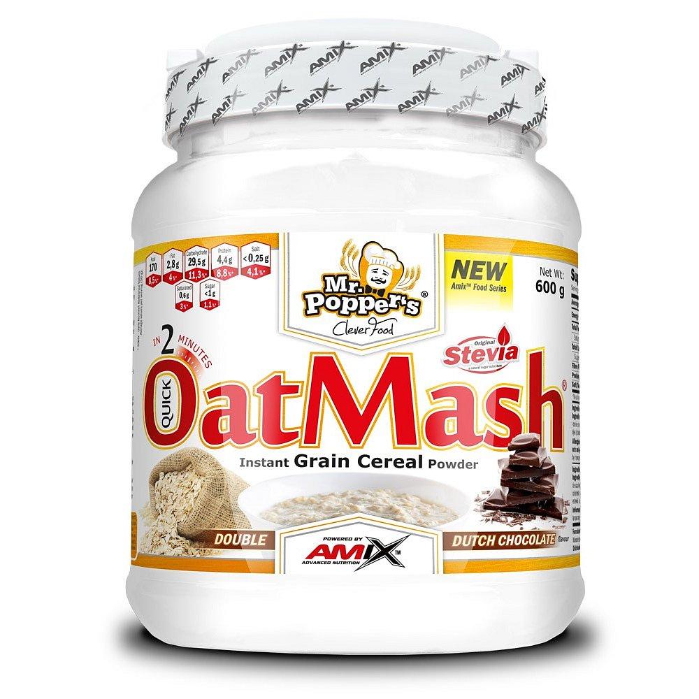 Amix Oat Mash 600g double čokoláda