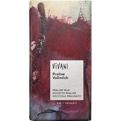 Pralinková čokoláda VIVANI 100g-BIO
