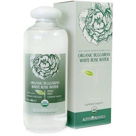 Alteya Růžová voda z bílé růže bio 500ml