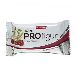 Tyčinka ProFigur Müsli 33g višeň v jogurt. polevě