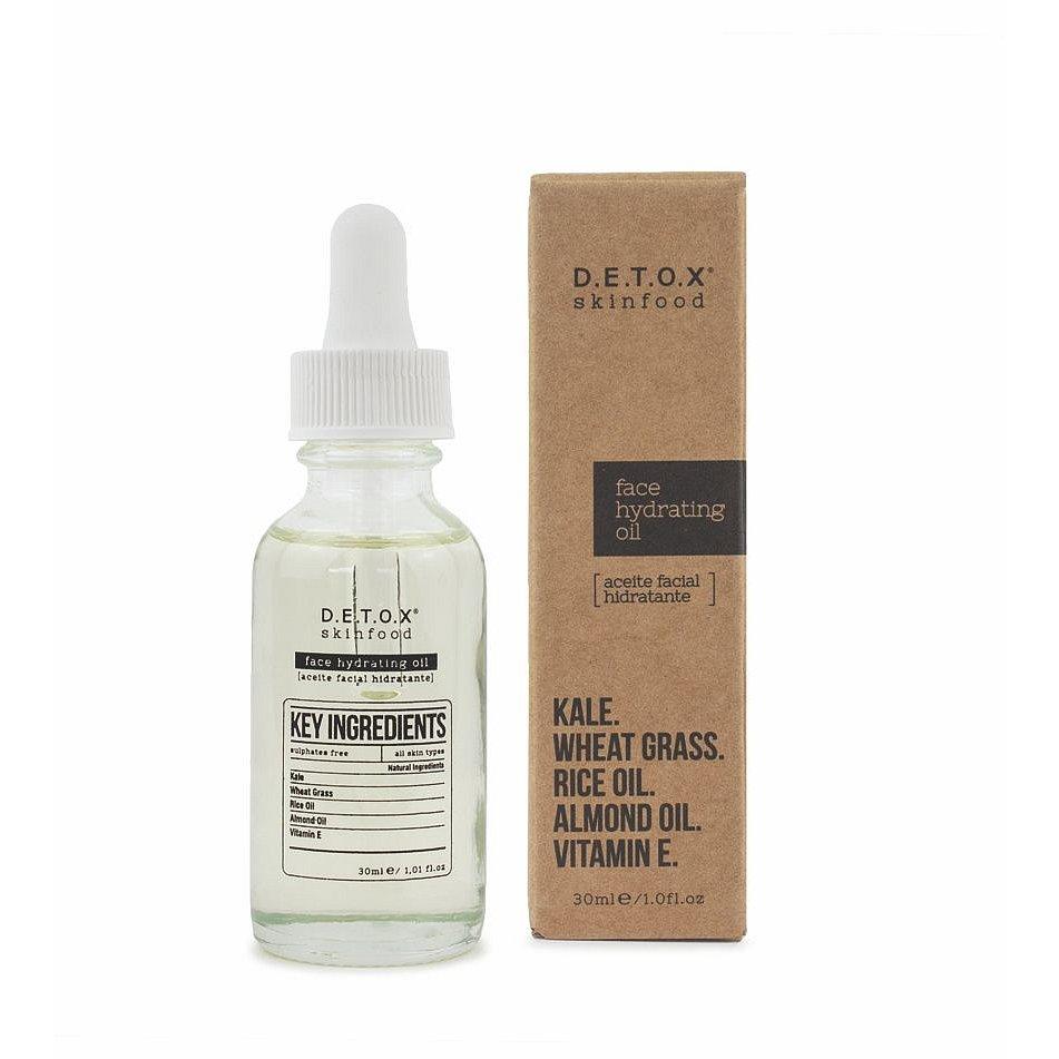 Detox Skinfood Pleťový hydratující olej 30 ml
