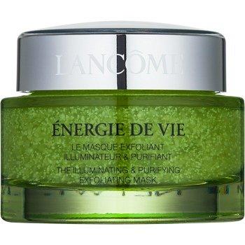 Lancôme Énergie de Vie exfoliační maska pro všechny typy pleti včetně citlivé  75 ml