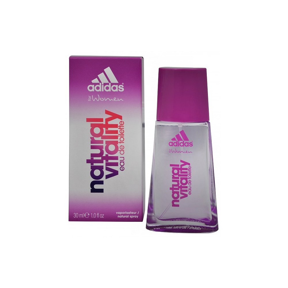 Adidas Natural Vitality toaletní voda dámská 30 ml