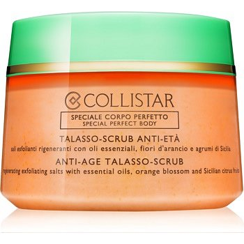 Collistar Special Perfect Body regenerační peelingová sůl proti stárnutí pokožky  700 g