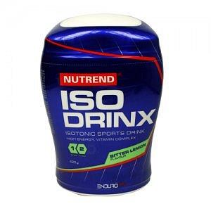 NUTREND ISODRINX 525g bitter lemon