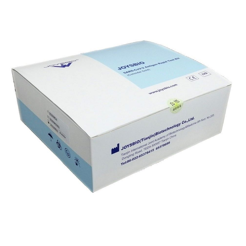 20x Testy na Covid Antigen Rapid
