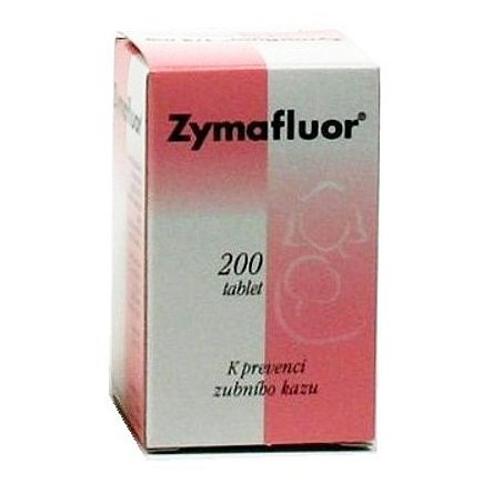 Zymafluor 0.25mg 200 tablet