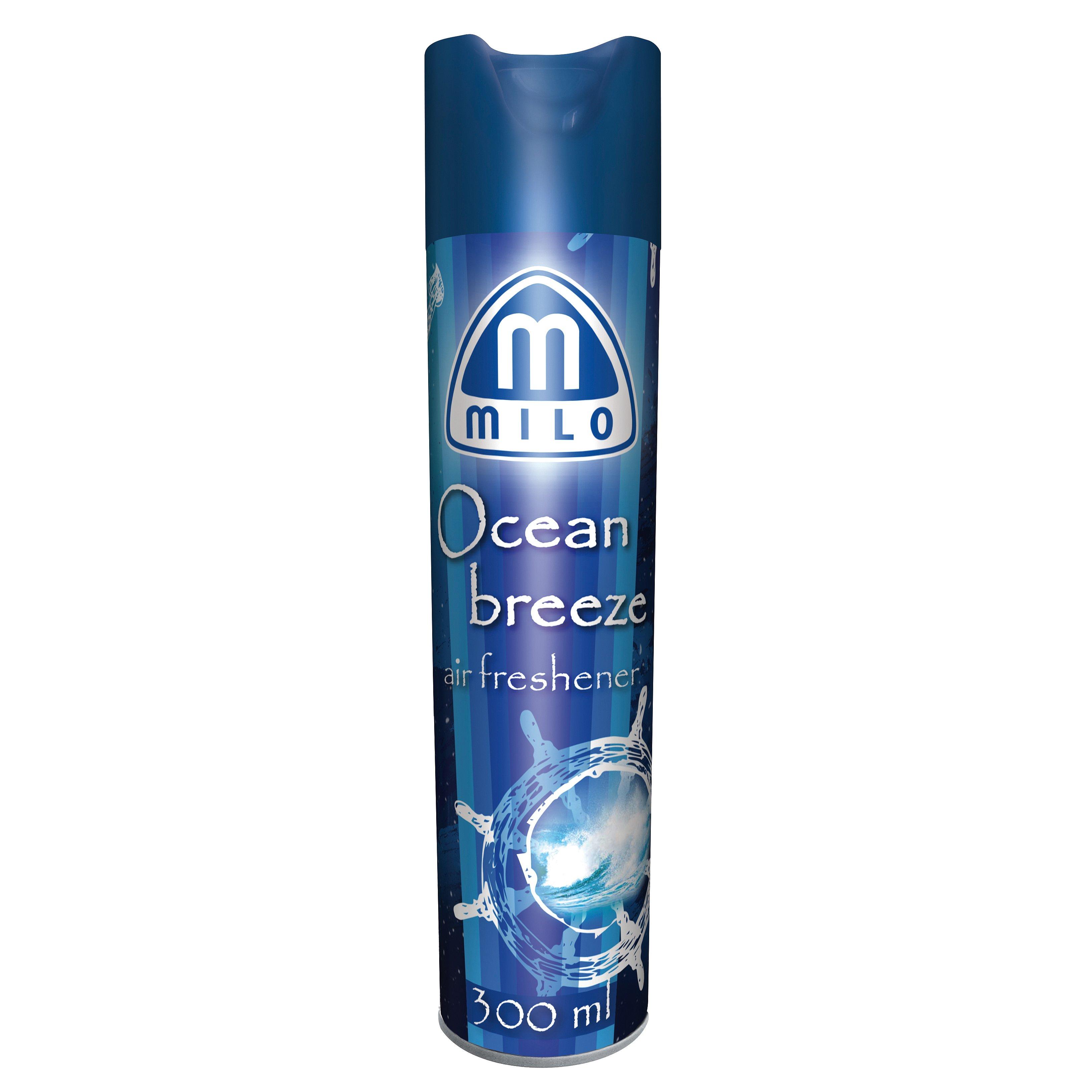 MILO Ocean breeze osvěžovač vzduchu 300 ml