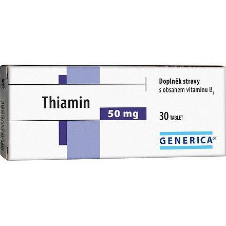 Thiamin Generica tablety  30