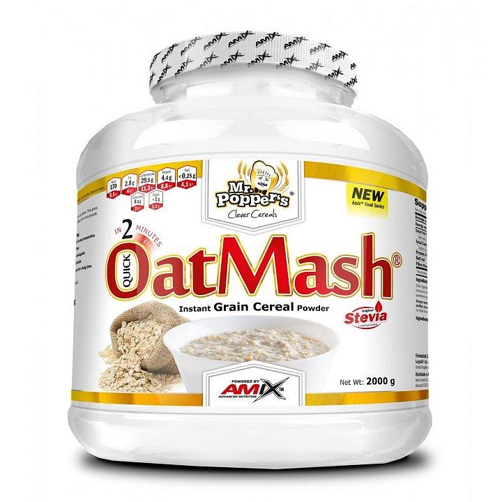 Amix Oat Mash 2000g limetka-jogurt