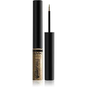 NYX Professional Makeup Glitter Goals oční linky odstín Zodiac Queen