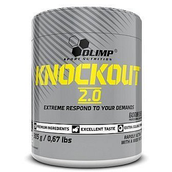 Olimp Knockout 2.0 Bubble Blow 305g