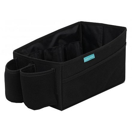 Organizér do auta Travel Buddy Black